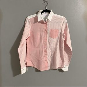 Brooks Brother's 1818 Women's Button Down Sz 8